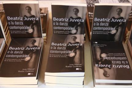 Presentación del libro Beatriz Juvera o la danza contemporánea (6)